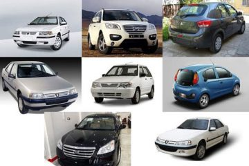 سقوط قیمت ها به بازار خودرو هم رسید/جدول قیمت خودرو در بازار امروز