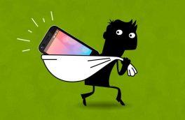 بعد از سرقت یا گم شدن گوشی همراه باید چکار کنیم؟