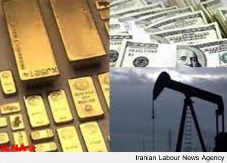 قیمت نفت و طلا در بازارهای جهانی در روز سه شنبه