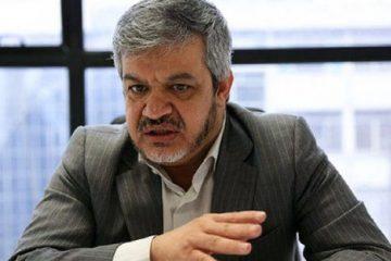 متلک جالب نماینده مردم تهران به نمایندگانی که پرچم آمریکا را آتش زدند/ تصویر