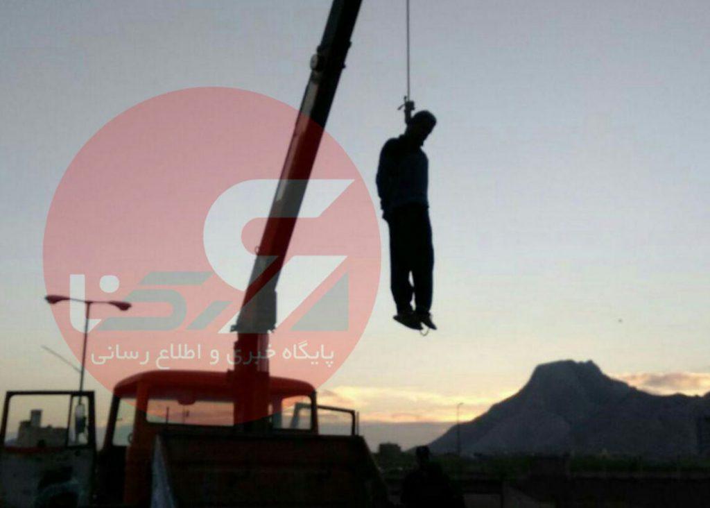 صدام ایراني اعدام شد/ تصوير