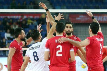تیم ملی والیبال راهی المپیک شد