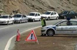 ۵۰۰ هزار تومان جریمه برای خودروی زائران اربعین