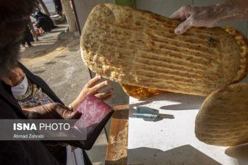 توصیه های وزارت بهداشت برای خرید نان