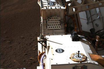 اولین صداهای ضبط شده از مریخ منتشر شد+عکس