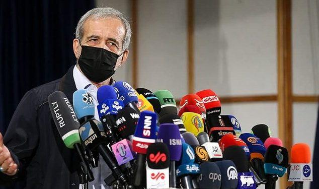 صحبت های دکتر مسعود پزشکیان نامزد انتخابات ۱۴۰۰