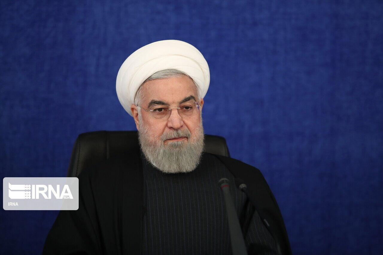 روحانی: تا تیر ماه  مرگ و میر کرونایی را مهار می کنیم