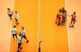 قدرت نوظهور والیبال جهان حریف نهم ایران در لیگ ملتها