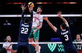 ترکیب تیم ملی والیبال ایران برای دیدار با آمریکا اعلام شد