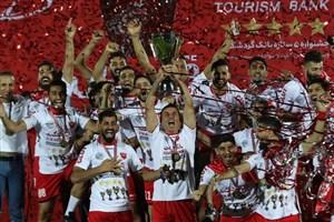 رکوردشکنی بزرگ قرمزها؛ پنجمین قهرمانی متوالی پرسپولیس در لیگ برتر