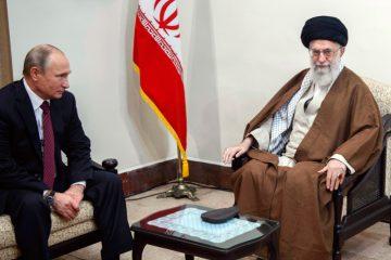 بزرگ ترین شریک روسیه در منطقه، ایران پارسی است