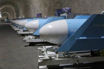 قدرت موشکی دور بُرد و میان بُرد ایران