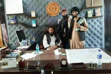 پیام اشرف غنی و حضور طالبان در کاخ ریاست جمهوری