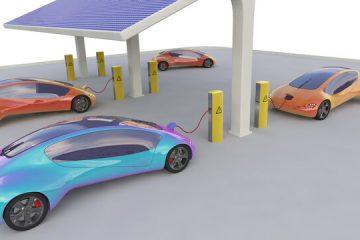پمپ بنزینهای آینده چه شکلی خواهند بود؟