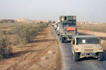 حمله به ۳ کاروان نظامی آمریکا در عراق