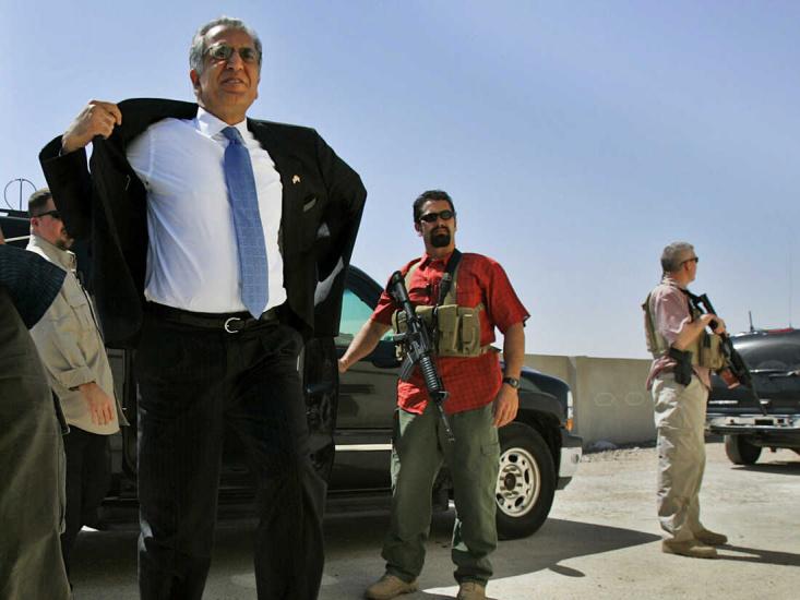 پیشروی سریع طالبان در ورطه یک جنگ قومی با چراغ سبز امریکا