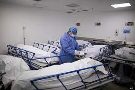 احتمال افزایش آمارمرگ کرونایی تا هزار مرگ در روز؛باید پیشگیری شود