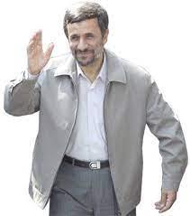 احمدی نژاد کاپشنش را حراج کرد که بگوید ساده زیست است