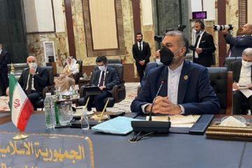 نقدی بر رویکرد وزیر امور خارجه دولت سیزدهم در هفته اول صدارت