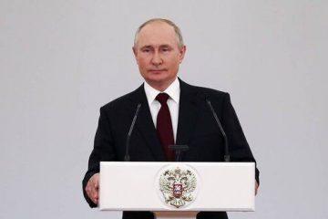 پوتین:ایران نیاز به کمک دارد تحریم ها لغو شوند