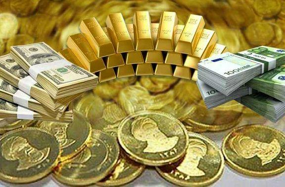 مرور آخرین نوسانات بازار ارز و سکه و طلای امروز/ جدول