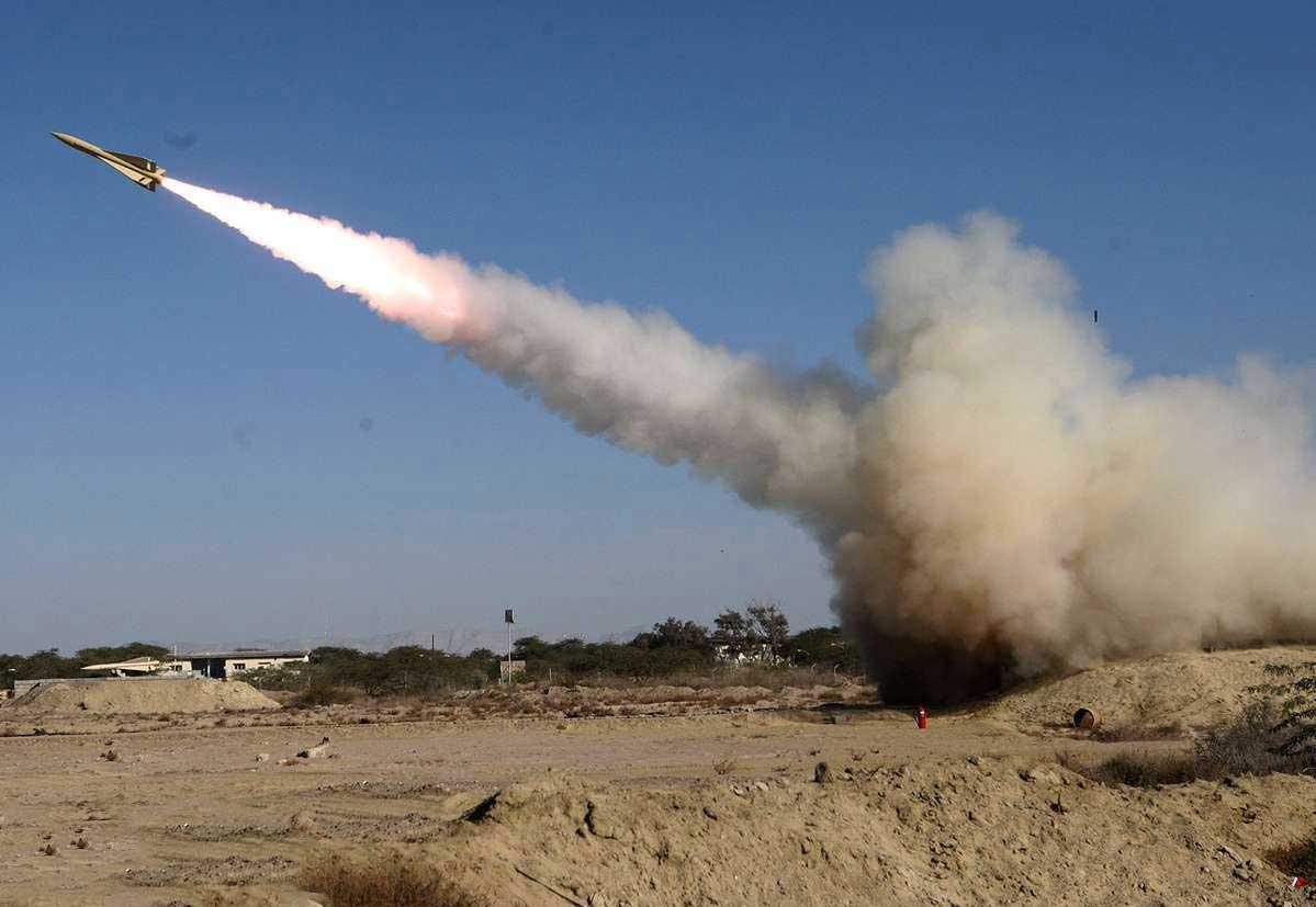 حمله انصارالله به یک پایگاه سعودی