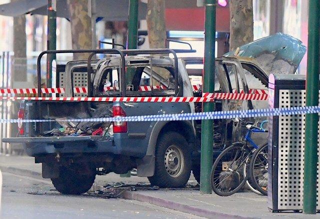 آخرین خبرها از حمله تروریستی ملبورن