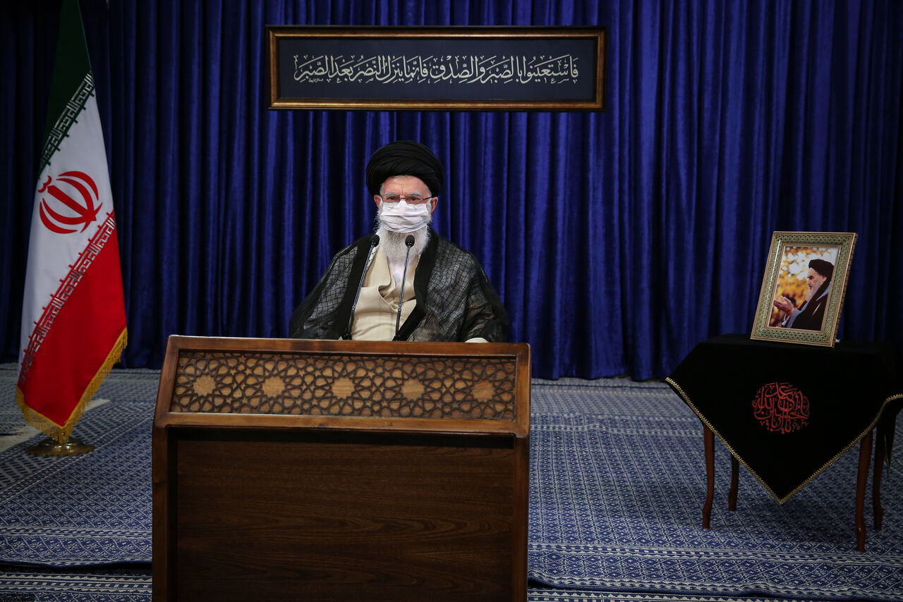 دشمنان یک وجب از خاک ایران را نتوانستند اشغال کنند