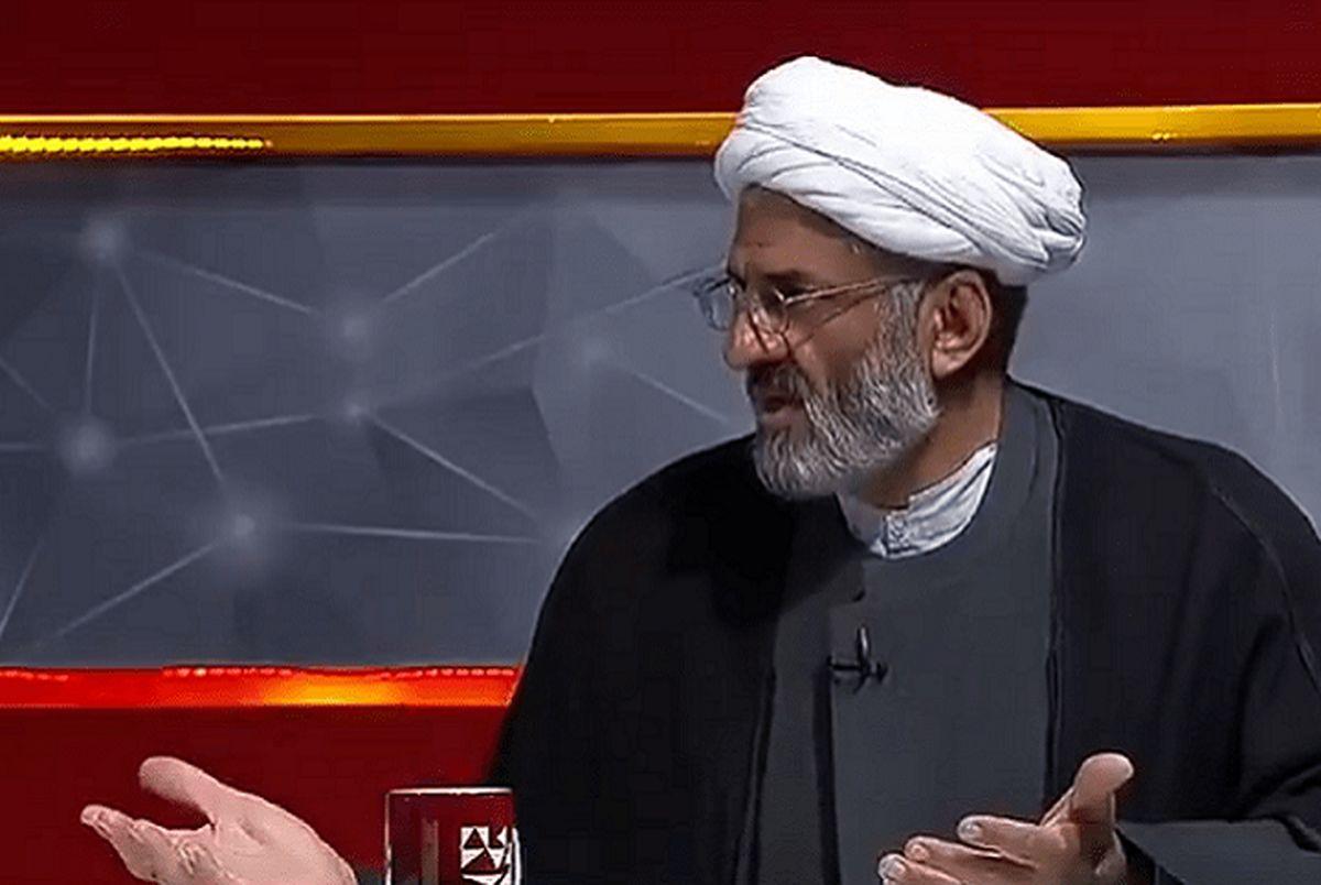 روحانی هتاک به رئیسجمهور کیست؟