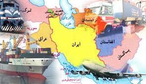 ارزیابی وضعیت تجارت ایران با ۱۵کشور همسایه:بیعملی در فتح بازار همسایهها