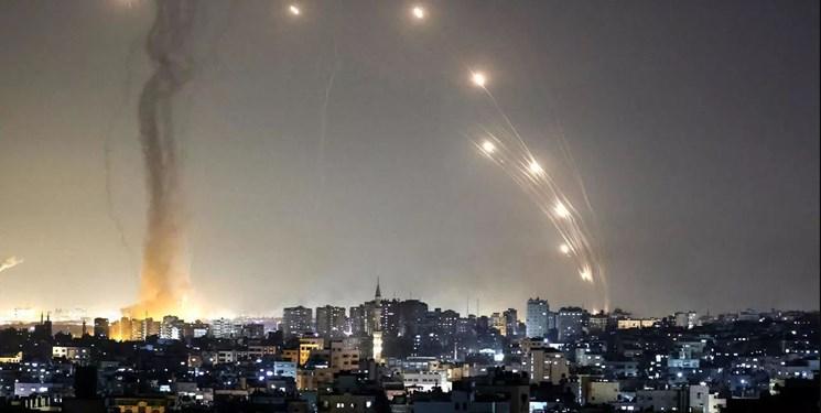 «سرایا القدس» با دهها راکت سرزمینهای اشغالی را هدف قرار داد