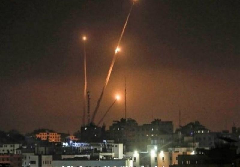 حمله موشکی گسترده «سرایا القدس» و «قسام» به تلآویو و عسقلان