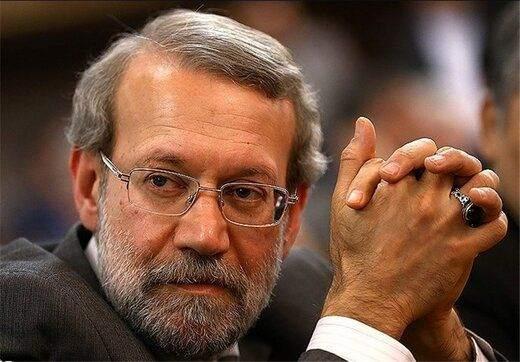 تازهترین دلیل ردصلاحیت لاریجانی