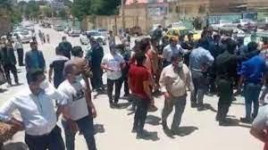 اعتراض انتخاباتی در یاسوج و بازداشت ۱۰۰نفر