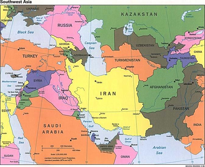 برجام کلید اروپا برای ایفای نقش در ژئوپلیتیک خاورمیانه است