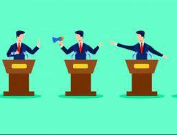 مناظرات انتخاباتی و نحوه تاثیرگذاری بر افکار عمومی