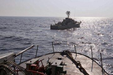 آمریکا نمی تواند به کشتی های ایران در اقیانوس اطلس آسیب برساند