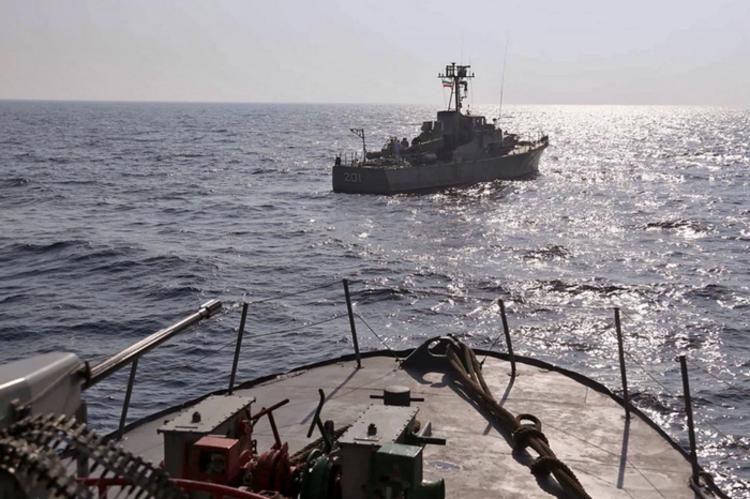 آمریکا با کشتیهای جنگی ایران چه خواهد کرد؟