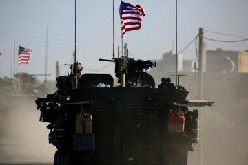 روسیه مسیر کاروان نظامی آمریکا را در سوریه بست
