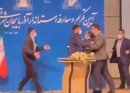 سیلیزننده به آقای استاندار افشاگری کرد!