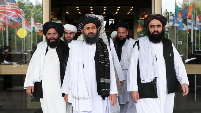 ایران تصمیم دارد با برگ طالبان بازی کند