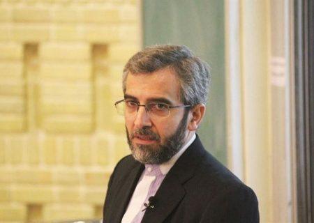 شروط سه گانه ایران برای مذاکرات برجامی:لغو کامل تحریم ها،عادی سازی روابط تجاری و اقتصادی و تضمین عدم بدعهدی