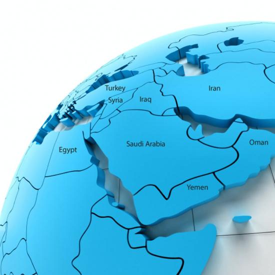 ایران و خاورمیانه جدید